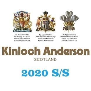 Kinloch Anderson 新品上市
